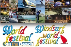 World Festival on the beach a Mondello ecco i vincitori windsurf apertura: Casagrande, Torzoni e la francese Bordier