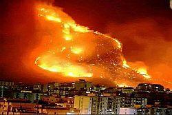 UIL Messina per gli incendi denuncia assenza governi e amministrazioni locali ad ogni livello e chiede rapida istituzione Parco Monti Peloritani