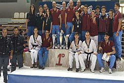 Un'altra medaglia per la sezione giovanile Fiamme Oro Taekwondo di Palermo