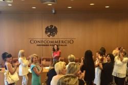 Intervista a Presidente Confcommercio Palermo Patrizia Di Dio confermata al vertice nazionale di Terziario Donna Confcommercio