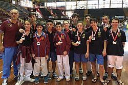 1° International Catania CUP –  la sezione giovanile palermitana fiamme oro polizia di stato vince ancora