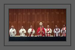 Palermo – Si è celebrata ieri mattina presso l'Aula Magna della Scuola Politecnica dell'Università degli Studi di Palermo la Santa Messa di inizio Anno Accademico 2016-17. Si è trattato di una concelebrazione presieduta dall'Arcivescovo Corrado Lorefice, tra i concelebranti anche il Cappellano dell'Università, nonché assistente spirituale degli universitari padre Riccardo Garzari. Prima della Celebrazione Eucaristica […]