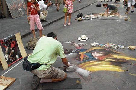 Artisti di strada  URL IMMAGINE SOCIAL