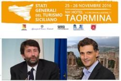 """Taormina (ME) – Dalle due giornate di Taormina dove gli stati generali del turismo hanno fatto il punto sulla situazione e sull'eventuale e futura progettazione turistica del territorio siciliano emerge un dato negativo che è quello dei trasporti aerei e ferroviari. Lo spunto ci viene dato dal ministro Franceschini che a bordo del """"Treno del"""