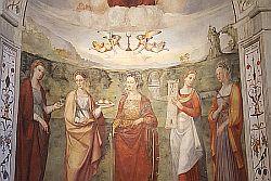 In Umbria scoperto un pezzo di Sicilia con l'ultima opera di Jacopo Siculo