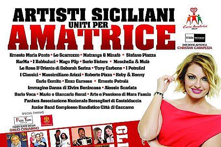 artisti siciliani per amatrice URL IMMAGINE SOCIAL