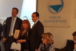 Inaugurata la biblioteca dell'Ordine dei Giornalisti della Sicilia