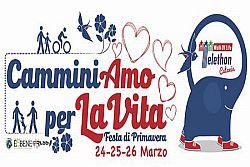 """VI edizione della """"Walk of Life – Festa di primavera"""" di Telethon Catania"""