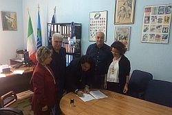 Diritto e Lavoro. Firmato a Messina protocollo tra UIL e Comitato Provinciale Arcigay  Messina
