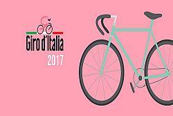 Giro d'Italia due tappe in Sicilia per la sua centesima edizione