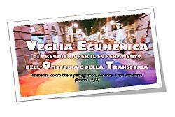 Veglia Ecumenica di preghiera a Palermo per superamento di omofobia e transfobia