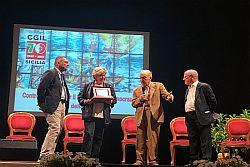 I 70 anni della Cgil Sicilia: manifestazione a Caltanissetta con Susanna Camusso