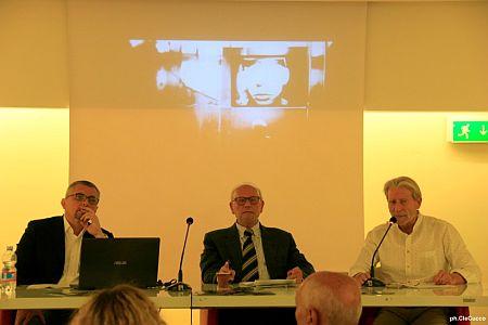 Piero Longo, Mihele Di Donato, Vincenzo Cucco. URL IMMAGINE SOCIAL