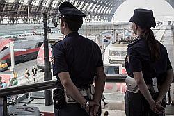 La Polizia Ferroviaria festeggia i suoi 110 anni