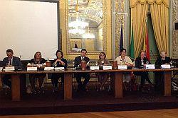 Palermo – Si è tenuta il 20 e il 21 luglio una due giorni di dibattito con al centro la donna, la parità di genere e le politiche che riguardano occupazione, welfare, migrazione e percorsi di integrazione. 'Donne forti per una Europa forte – Road map Europea dell'agenda 2030', l'iniziativa organizzata dalla Fondazione Friedrich-Ebert per