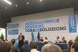 Assemblea UIL delle Regioni Meridionali per pensioni e lavoro