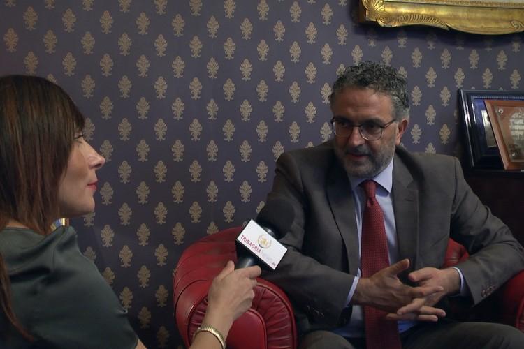 Intervista al Questore di Palermo Renato Cortese su criminalità, immigrazione e terrorismo