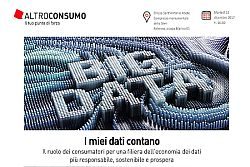 Big data: i miei dati contano