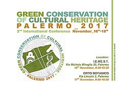 GREEN CONSERVATION CONFERENCE A PALERMO