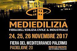 Torna Mediedilizia. Il mondo dell'Edilizia si incontra a Palermo