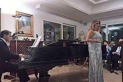 Il Soprano Desirée Rancatore apre la stagione concertistica del Circolo Artistico di Palermo