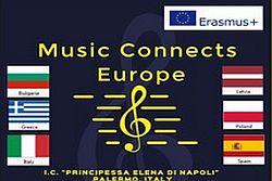 Progetto europeo Erasmus+ Music Connects Europe per migliorare educazione interculturale nel rispetto differenze