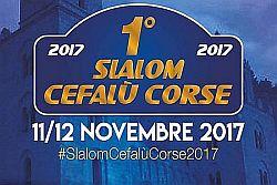 Prima edizione dello Slalom Cefalù Corse