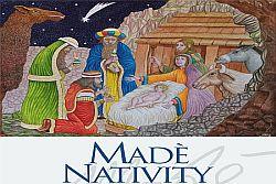"""Finissage mostra dell'Artista palermitano Pippo Madè """"Nativity e Cantico delle Creature"""""""
