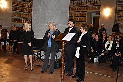 Giorno della Memoria all'Archivio Storico Comunale di Palermo. Per non cancellare ricordo di uno sterminio
