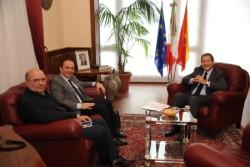 Governatore Musumeci incontra vertici Confartigianato Sicilia