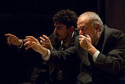 A proposito dello spettacolo di Collovà in scena al Ridotto al Teatro Biondo di Palermo