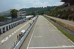 Presentazione del progetto dei lavori di ristrutturazione dell'Autodromo di Pergusa