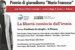 XXI edizione del premio nazionale di giornalismo Mario e Giuseppe Francese