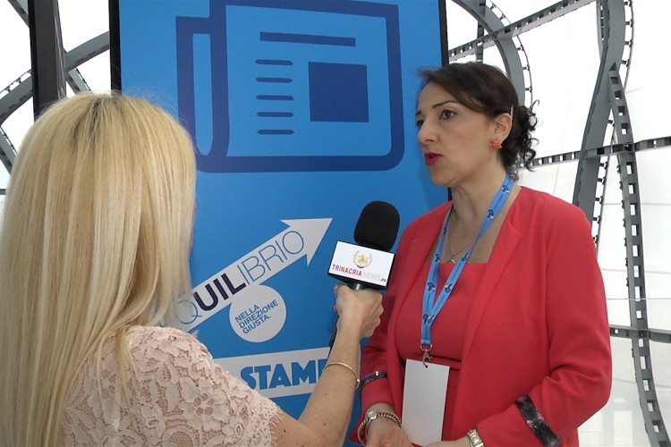 Videointervista a Direttore Generale ItalUil Maria Candida Imburgia. Quali i vantaggi per il cittadino che si rivolge a un patronato e come opera la ItalUil