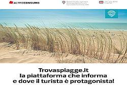 Trovaspiagge.it la piattaforma che informa e dove il turista è protagonista