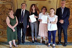 """Protocollo d'intesa contro violenza economica donne tra Amministrazione comunale, Associazione """"Le Onde"""" e Ordine dottori commercialisti Palermo e Termini Imerese"""