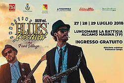 Summertime Blues Festival dal 27 al 29 luglio ad Alcamo Marina
