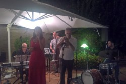 Carmen Avellone Quintet conquista i soci del Circolo Artistico di Palermo