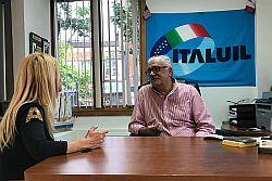 Intervista a Salvatore Fronterrè coordinatore Ital Uil New York in occasione inaugurazione Centro polifunzionale a Brooklyn