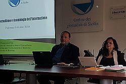 Esperti si confrontano all'Ordine dei Giornalisti di Palermo sull'emergenza sociale del bullismo e cyberbullismo