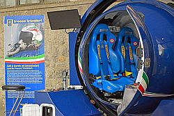 """A UNIPa si vola!! """"Nel segno del Cavallino Rampante, Francesco Baracca tra mito e storia"""" Mostra al Museo Storico Motori e Meccanismi. Anche simulatori di volo a disposizione"""