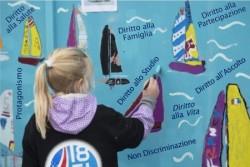 """Domenica 25 novembre alle ore 10 dal porto turistico La Cala di Palermo prende il via la """"Veleggiata dei Diritti"""", per celebrare la """"Convenzione sui diritti dell'infanzia e dell'adolescenza"""", approvata dall'Assemblea Generale delle Nazioni Unite il 20 novembre 1989. L'iniziativa rappresenta l'evento conclusivo delprogetto """"Navigare in un mare di diritti"""", promosso dall'Autorità garante per l'infanzia"""