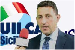 Rosario Mingoia eletto segretario generale in Uilca Unicredit banca