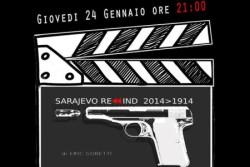 Presentazione documentario Sarajevo Rewind di Eric Gobetti, presso il bene confiscato Ex Casa Badalamenti