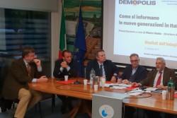 XXII edizione premio Mario e Giuseppe Francese. riconoscimenti a Lucia Goracci, Paolo Borrometi e Alessandro Bozzo