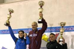 Sezione giovanile Palermo gruppo sportivo fiamme oro Polizia di Stato campione interregionale 2018