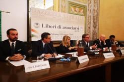 """A Palermo all'ARS Convegno """"Art. 18 Liberi di associarsi"""" del Gran Maestro Grande Oriente d'Italia Bisi"""