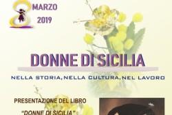 DONNE DI SICILIA: UIL PENSIONATI SICILIA PRESENTA LIBRO DI SANTI GNOFFO IN OCCASIONE CELEBRAZIONI 8 MARZO