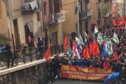 """Vertenza Blutec, la Uil a Termini per sostenere i lavoratori ex Fiat-Barone (Uil Sicilia): """"Fiat ha abbondato quest'area, adesso risponda"""""""