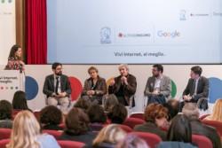 A Palermo progetto Vivi Internet, al meglio realizzato da Google in collaborazione con Telefono Azzurro e Altroconsumo